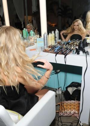 AnnaSophia Robb: John Frieda Hair Care Beach Blonde Collection Party -33