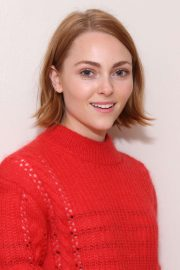 AnnaSophia Robb - Photocall All-Female Cast of Mac Beth in New York
