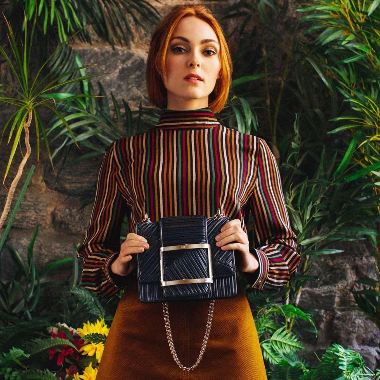 AnnaSophia Robb 2019 : AnnaSophia Robb – Roger Vivier Fall Collection Jewels to Shoes Campaign 2019-02