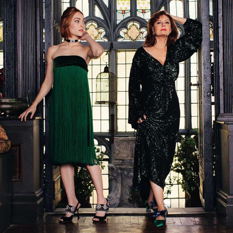 AnnaSophia Robb 2019 : AnnaSophia Robb – Roger Vivier Fall Collection Jewels to Shoes Campaign 2019-06