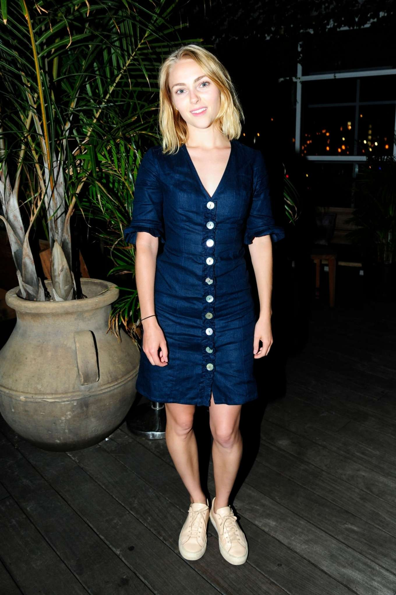 Annasophia Robb - 'Skin' After Party in New York