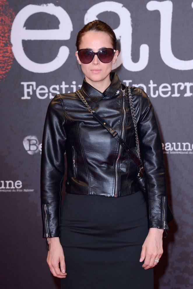 Anne Berest - 9th Beaune International Thriller Film Festival in France
