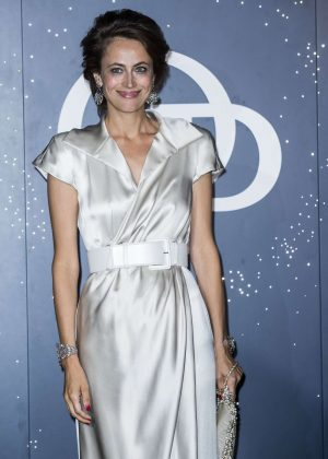 Anne Berest - Opening Season Paris Opera Ballet Gala in Paris