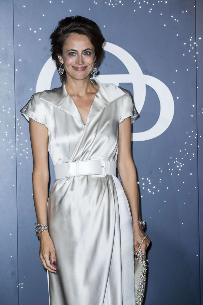 Anne Berest - Opening Season Paris Opera Ballet Gala in Paris