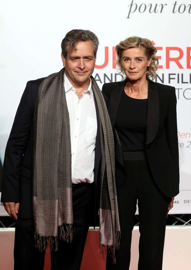 Anne Consigny - 8th Lumiere Festival Opening in Lyon