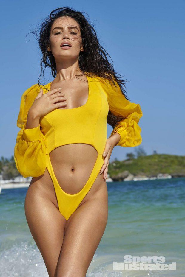 Anne de Paula - Sports Illustrated Swimsuit 2019