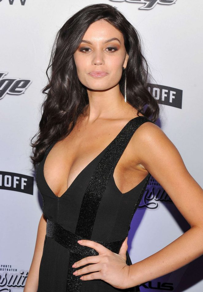 Anne De Paula - Sports Illustrated Swimsuit Edition Launch Event in NY