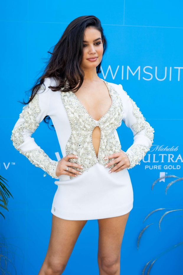 Anne de Paula - Sports Illustrated Swimsuit On Location Day 2 in Miami