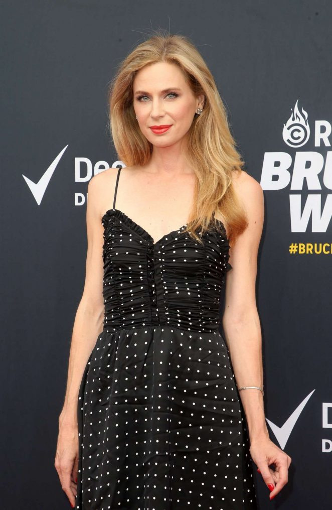 Anne Dudek - Comedy Central Roast of Bruce Willis in LA