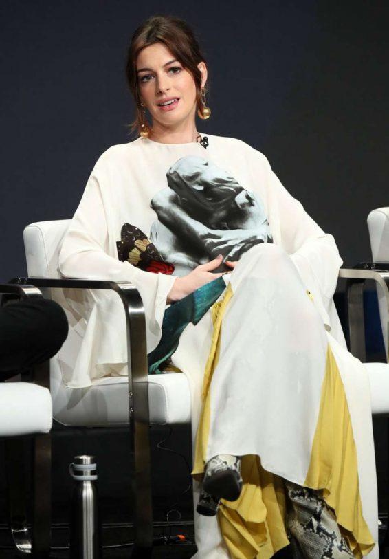 Anne Hathaway 2019 : Anne Hathaway – 2019 Summer TCA Press Tour-02