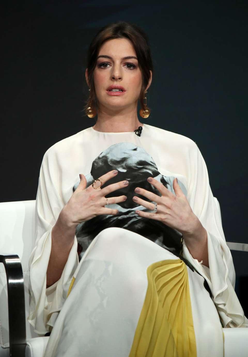 Anne Hathaway - 2019 Summer TCA Press Tour in Beverly Hills