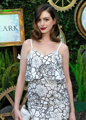 Anne Hathaway - Alice Through the Looking Glass Event in Los Angeles