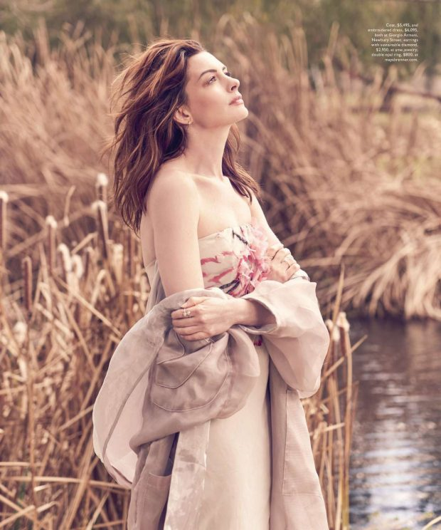 Anne Hathaway - Boston Common Magazine (May 2019)
