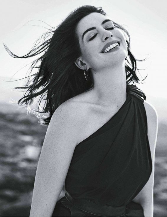 Anne Hathaway - D la Repubblica Magazine (June 2019)