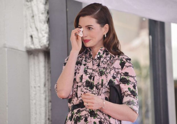 Anne Hathaway: Honored with a Star on the Hollywood Walk of Fame -13