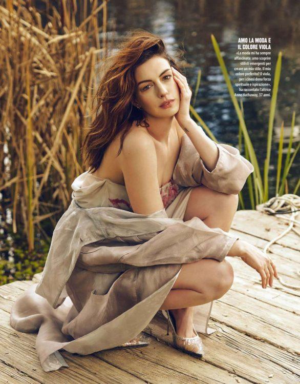 Anne Hathaway - Natural Style Magazine (November 2019)