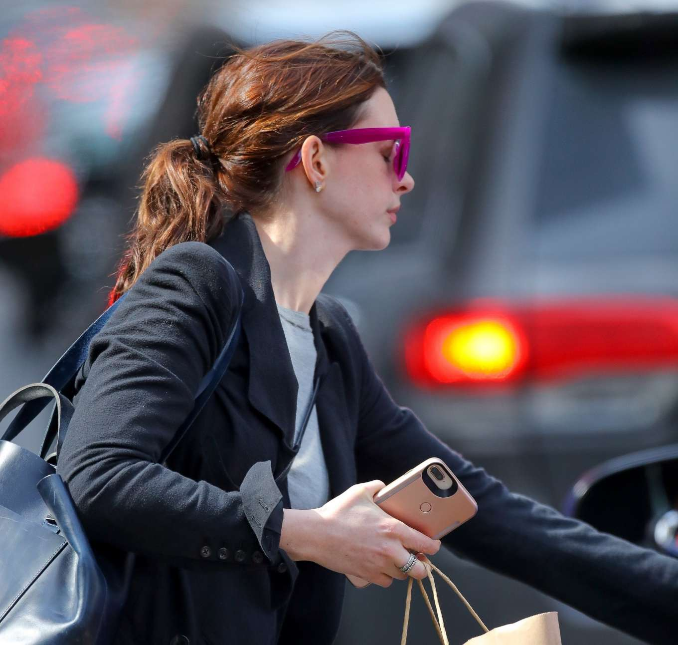 Anne Hathaway 2019 : Anne Hathaway: Out in NYC-03