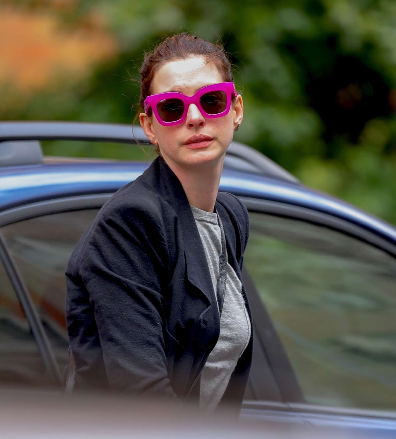 Anne Hathaway 2019 : Anne Hathaway: Out in NYC-06