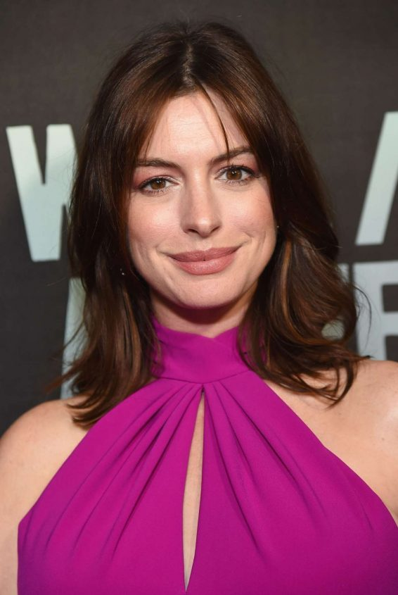 Anne Hathaway 2019 : Anne Hathaway – Sea Wall A Life Opening Night in New York-03