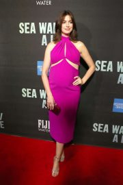 Anne Hathaway - 'Sea Wall/A Life' Opening Night in New York