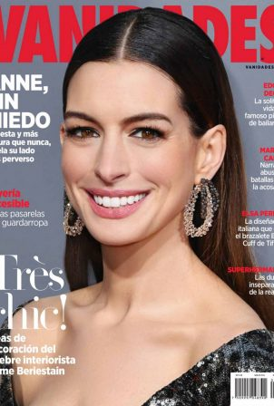 Anne Hathaway - Vanidades Magazine Mexico - November 2020