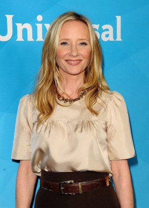 Anne Heche - 2015 NBCUniversal Press Tour Day 1 in Pasadena
