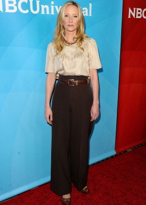 Anne Heche: 2015 NBCUniversal Press Tour Day 1 -05