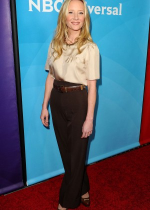 Anne Heche: 2015 NBCUniversal Press Tour Day 1 -07