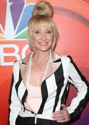 Anne Heche - 2017 NBC Summer TCA Press Tour in Beverly Hills