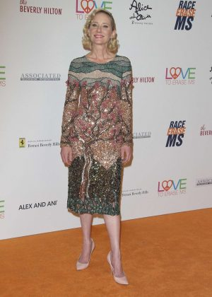 Anne Heche - 2018 Race to Erase MS Gala in Los Angeles