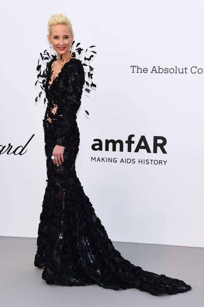 Anne Heche - Amfars 2018 Cinema Against Aids Gala At Cannes