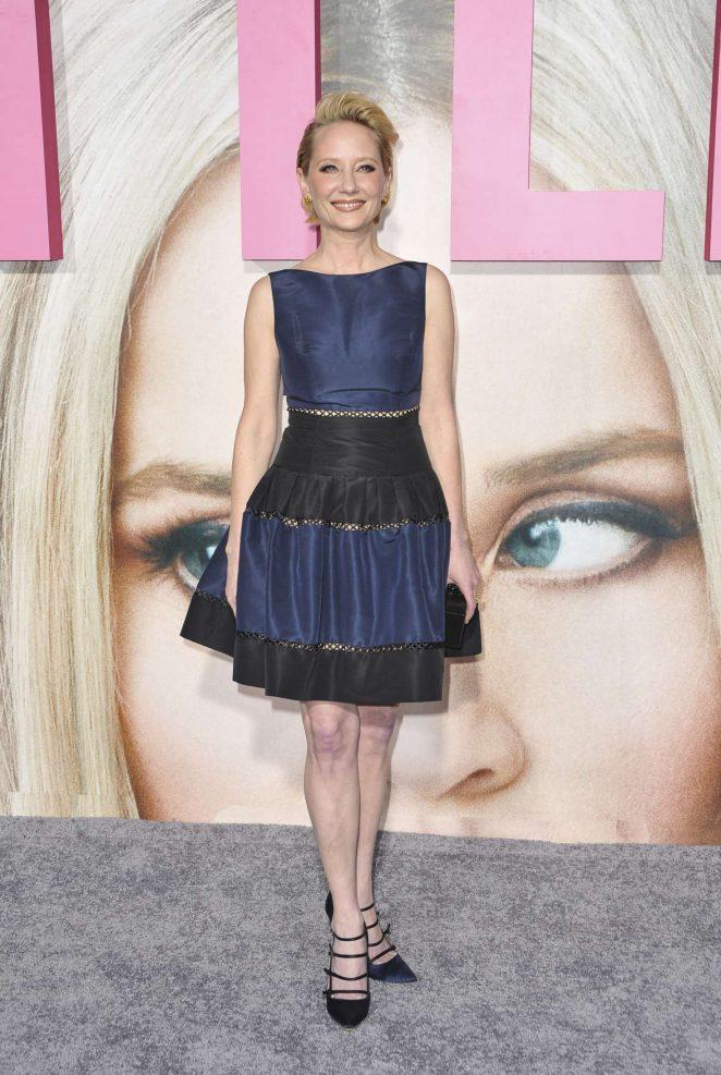Anne Heche - 'Big Little Lies' Premiere in Los Angeles