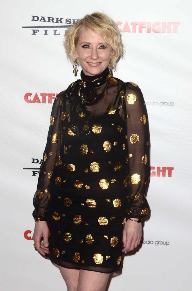 Anne Heche: Catfight LA Premiere -08
