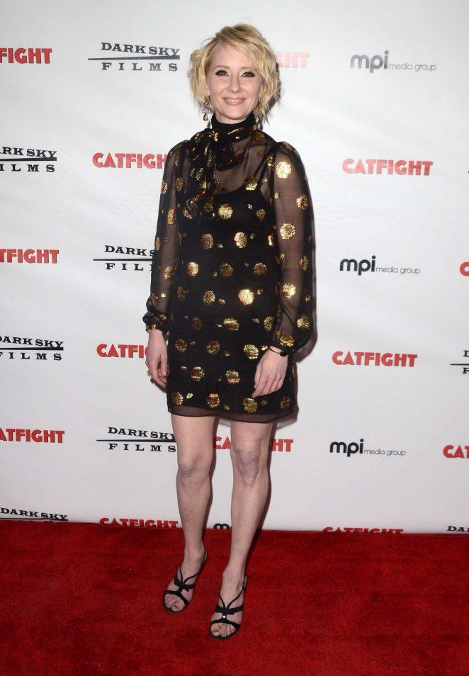 Anne Heche: Catfight LA Premiere -14