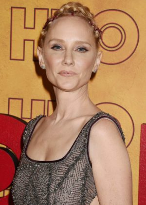 Anne Heche - HBOs 2017 Post Emmy Awards Reception in Los Angeles