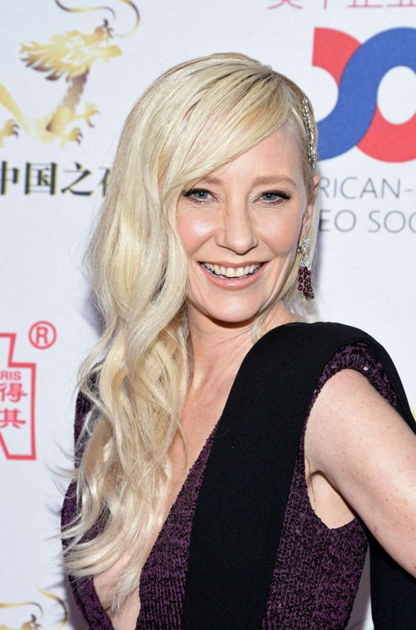 Anne Heche - Hollywood China Night Oscar Viewing Party in Beverly Hills