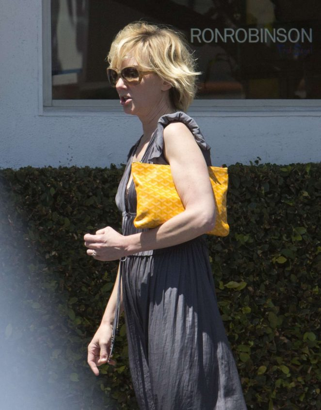 Anne Heche - Out in West Hollywood