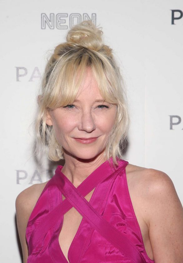 Anne Heche - 'Parasite' Premiere in Los Angeles