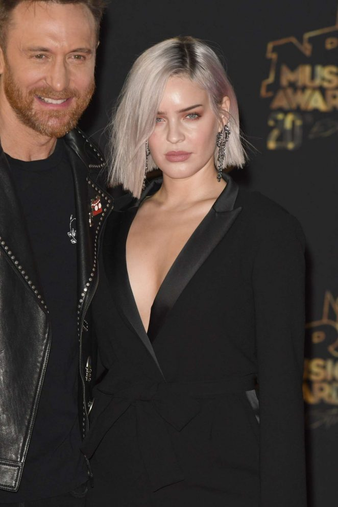 Anne-Marie - 2018 NRJ Music Awards in Cannes