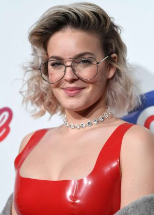 Anne-Marie - Capital's Jingle Bell Ball 2016 with Coca-Cola in London