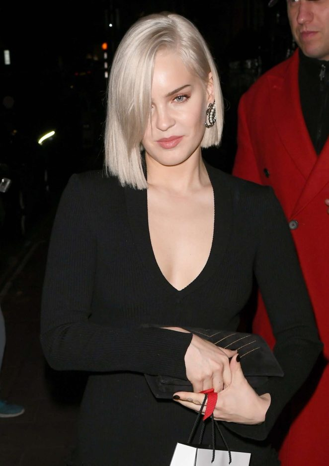 Anne-Marie - Chanel No. 5 Party in London
