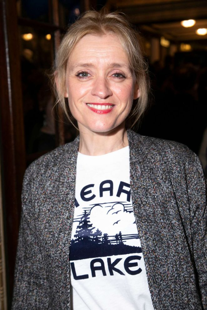 Anne-Marie Duff - 'Company' Party Press Night in London
