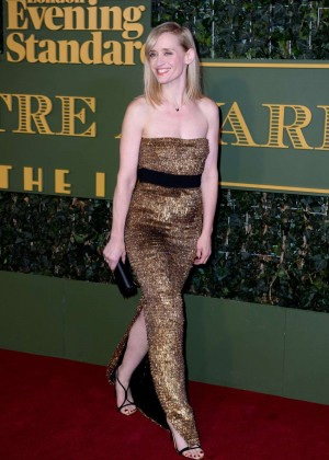 Anne-Marie Duff - Evening Standard Theatre Awards 2015 in London