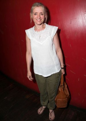 Anne-Marie Duff - 'Pity' Party in London