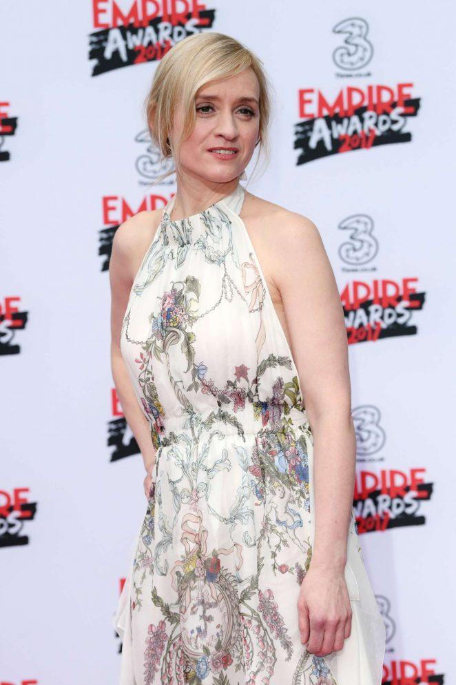 Anne-Marie Duff - Three Empire Awards 2017 in London