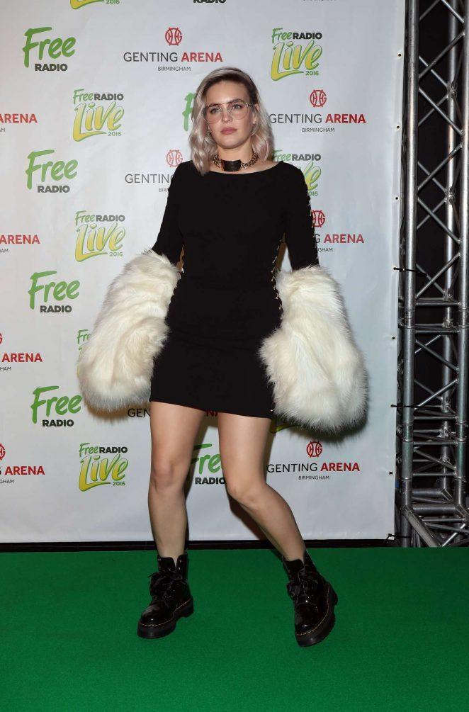 Anne-Marie - Free Radio Live 2016 in Birmingham