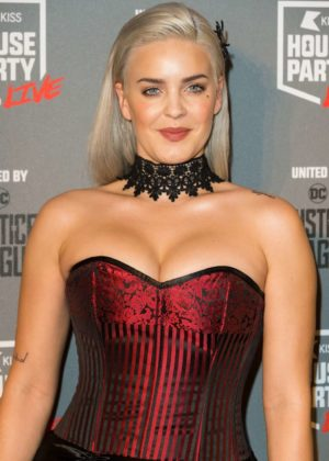 Anne Marie - Kiss FM House Party in London