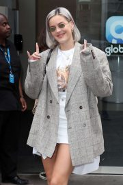 Anne-Marie - Kiss FM Studios in London