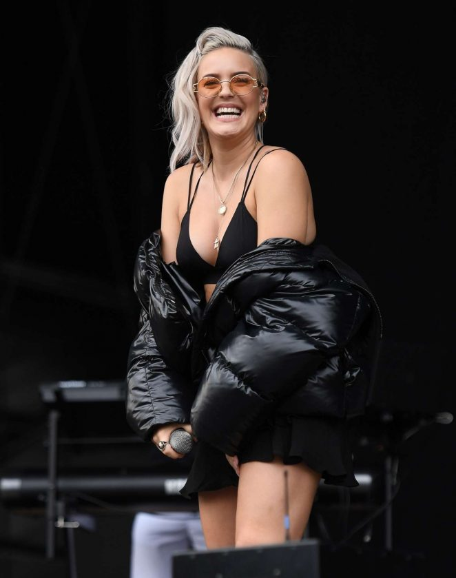Anne-Marie - Performing at V Festival 2017 in Chelmsford