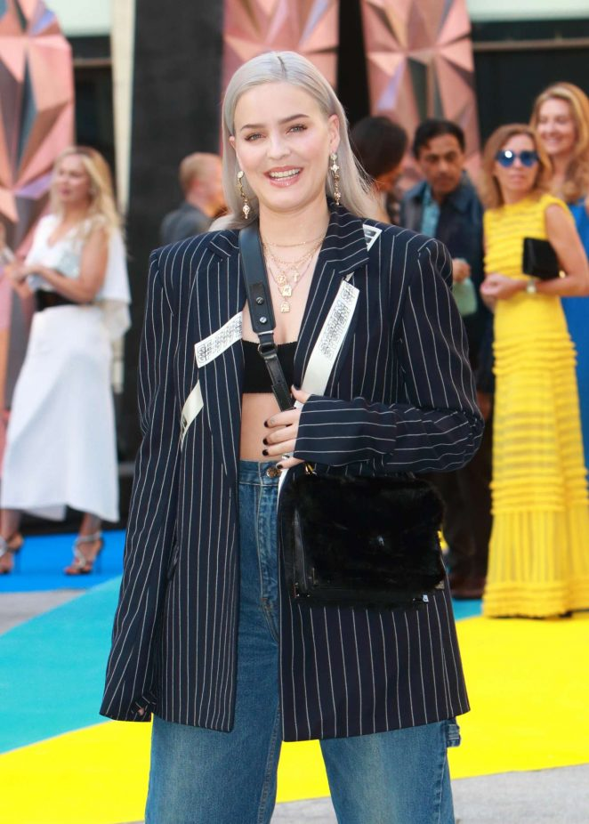 Anne Marie – Royal Academy of Arts Summer Exhibition Preview Party in London